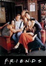 Актрисы друзья сериал – (1994-2004) — Friends — —