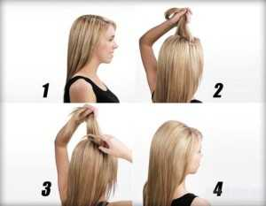 Объемные волосы как сделать фото 184